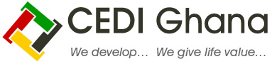 CEDI Ghana Logo