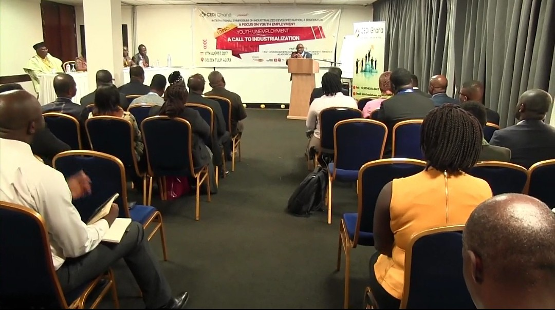 Youth Unemployment Advocacy - CEDI GHANA
